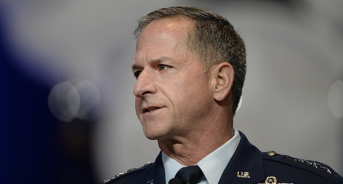 USAF Chief of Staff