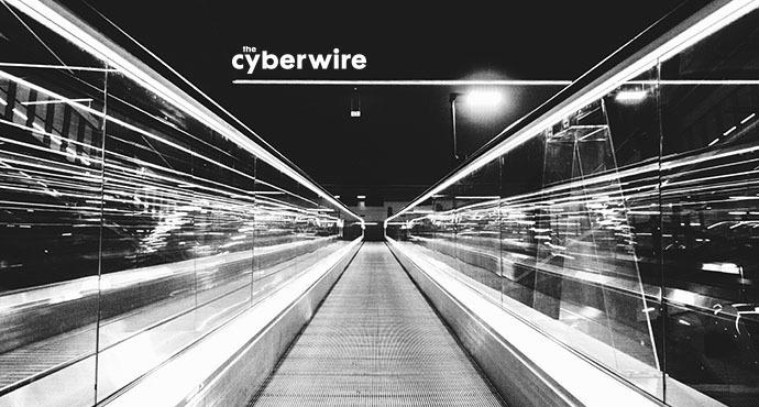 The CyberWire Daily Briefing 3.15.19