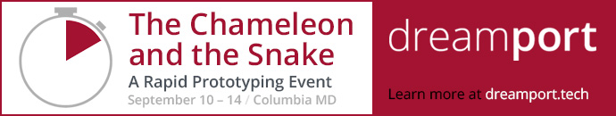 Rapid Prototyping Event: The Chameleon and the Snake